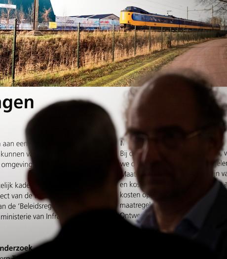 Wél geld voor spooromwonenden in Den Bosch, maar (nog) niet in Vught
