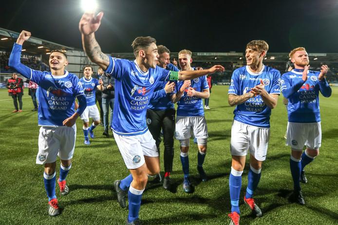 Na de succesvolle eerste seizoenshelft volgt er voor FC Den Bosch begin 2019 eerst een trainingskamp in Spanje.