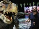 Exclusief kijkje backstage bij Walking with Dinosaurs