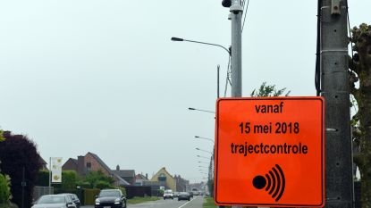 Drie kwart Vlaamse automobilisten vindt trajectcontrole rechtvaardig