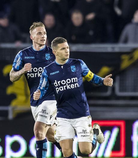 Linssen na blamage Vitesse: 'We hebben verzaakt'