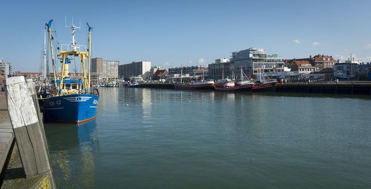 Het afval van IPCO werd illegaal voor de Scheveningse kust op een schip verwerkt. Beeld anp