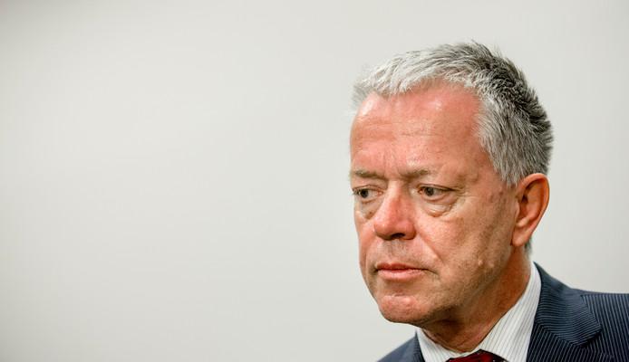 Commissaris van de Koning Leen Verbeek van Flevoland.
