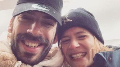 Eva De Roo en Jan Paternoster pronken  met liefde op Instagram