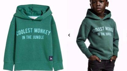 P Diddy wil jongetje met 'racistische' H&M-trui contract aanbieden