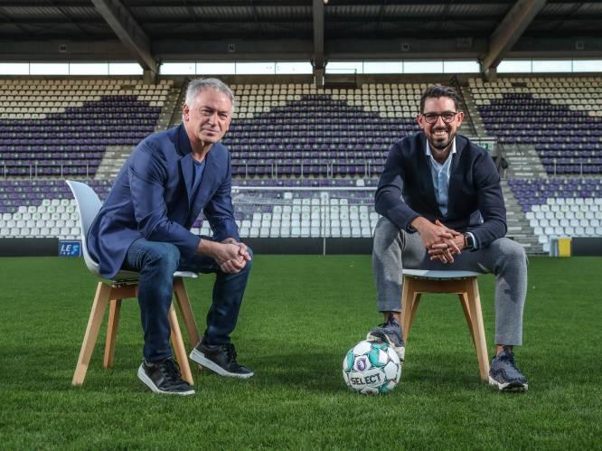 """Degryse bezocht Losada op Het Kiel: """"Hier zit een toekomstig toptrainer"""" - Losada: """"Ik wil zo hoog mogelijk werken"""""""