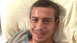"""Red Lion John-John Dohmen verblijft in ziekenhuis in Bangkok: """"Ik heb een longontsteking"""""""