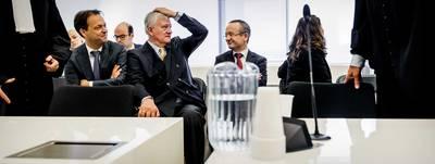 Het komt niet meer goed tussen Akzo en de aandeelhouders
