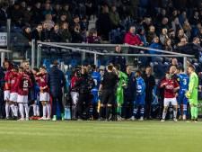 PEC Zwolle noemt voorwaardelijke geldboete na baldadigheid 'spijtig'