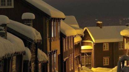 Tienduizenden gezinnen zonder stroom door sneeuw in Noorwegen
