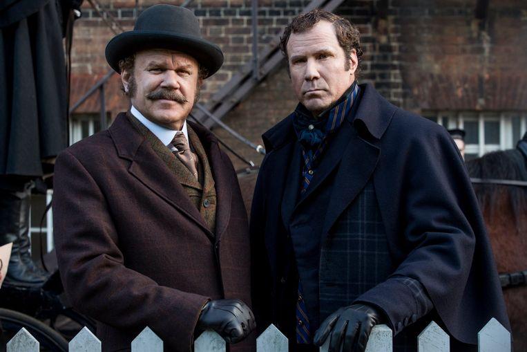 John C. Reilly en Will Ferrell zorgen voor een komische noot in 'Holmes & Watson'