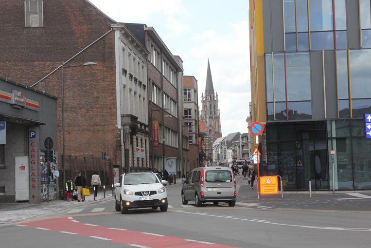 De Vaartstraat maakt deel uit van de Wallenring.