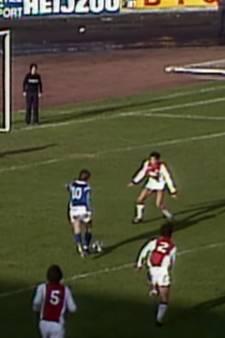 Zo lieten Wim van der Horst en FC Den Bosch 35 jaar geleden geen spaan heel van Ajax