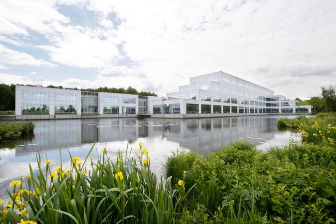 Het Bond Park aan de zuidelijke rondweg in Breda.