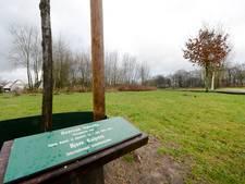 'Armetierig' prominentenbos in Oldenzaal wordt een park