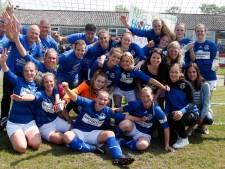 Waar spelen de Zeeuwse clubs in het vrouwenvoetbal nog voor?