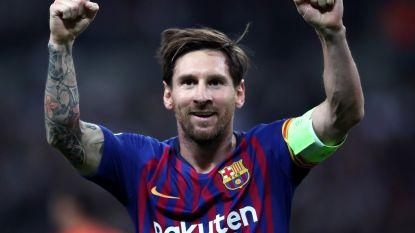 """Lionel Messi: """"Deze coronaperiode zou voor ons wel eens een voordeel kunnen zijn"""""""