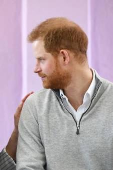 Le prince Harry est préoccupé par sa calvitie