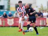 João Queirós tekent huurovereenkomst bij Willem II