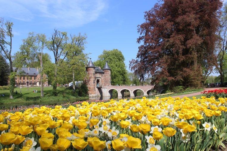 Naast de bloementapijten zullen de bezoekers van Floralia Brussel ook de kunstwerken van Pieter Bruegel kunnen bezichtigen.