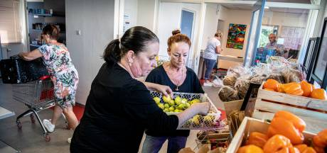Drutense voedselbank barst meteen van de klanten