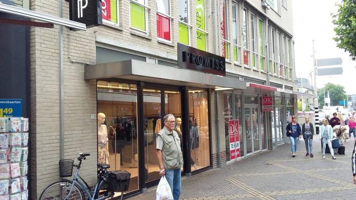 De nieuwe vestiging van Promiss aan de Hamburgerstraat in Doetinchem.