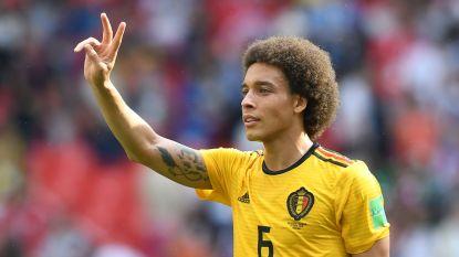 WK LIVE. De straffe statistieken na Tunesië die aantonen waarom Witsel onmisbaar is in elftal Martínez - Stopt Salah als Egyptisch international?
