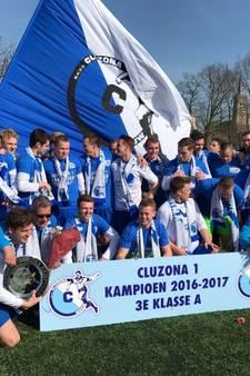 Cluzona dit seizoen eerste zondagkampioen van Nederland