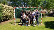Opnieuw voetbalpleintje in wijk Hogenopstal