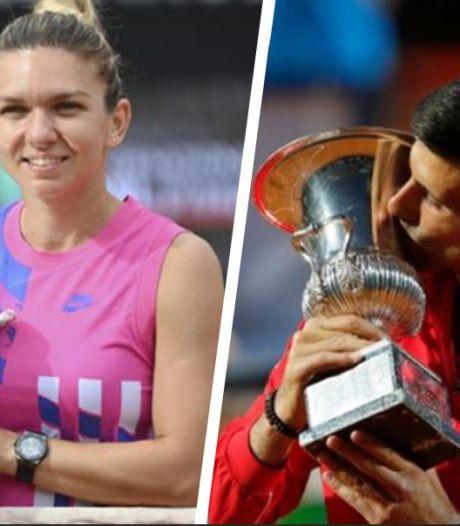 """Novak Djokovic a gagné 10 euros de plus que Simona Halep au tournoi de Rome: """"De la misogynie pure"""""""