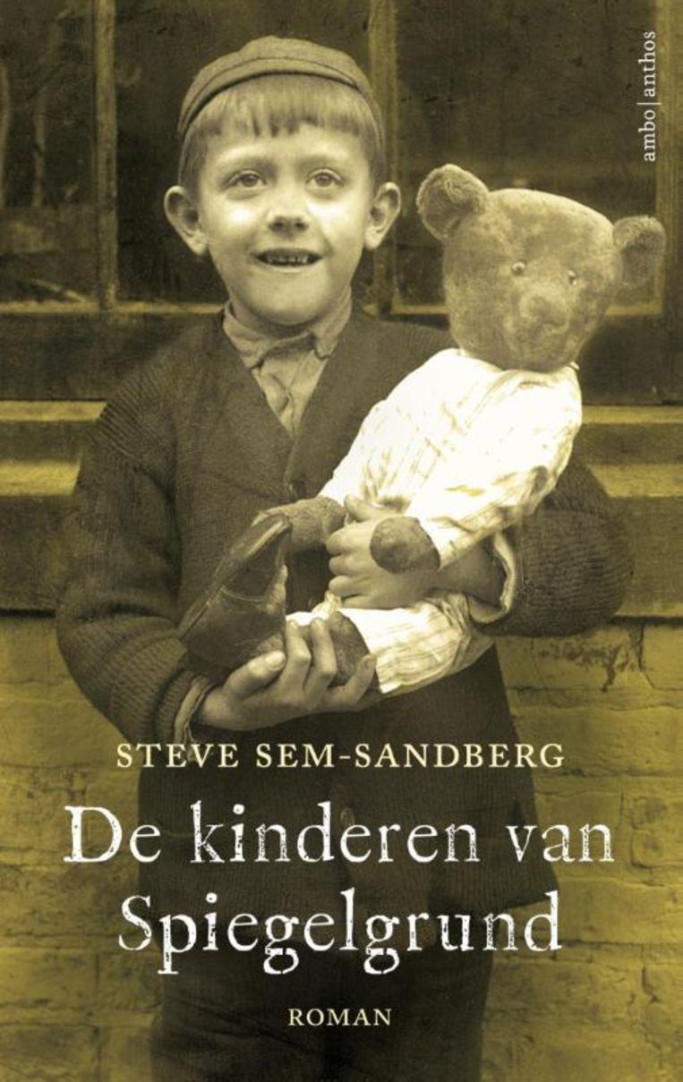 Steve Sem-Sandberg. Ambo Anthos; € 24,99 Beeld -