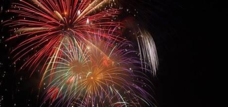 Vergunning voor vuurwerk op Eiland van Maurik