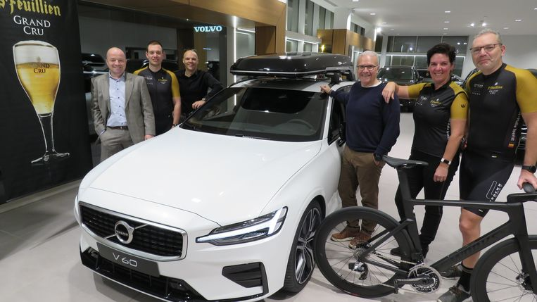 De leden van wielertoeristenclub Groot-Halle Toerist tellen al af naar zondag 1 maart want dan rijden ze voor het eerst dit seizoen uit voor een fietstocht.