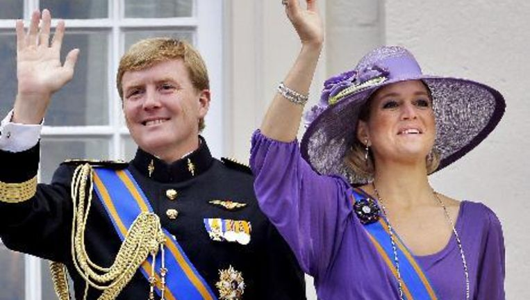 Prins Willem-Alexander en prinses Máxima gaan komende week op bezoek bij de Amerikaanse presidentsvrouw Michelle Obama. Foto ANP Beeld