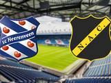 Heerenveen wil tegen NAC weer eens winnen in eigen huis