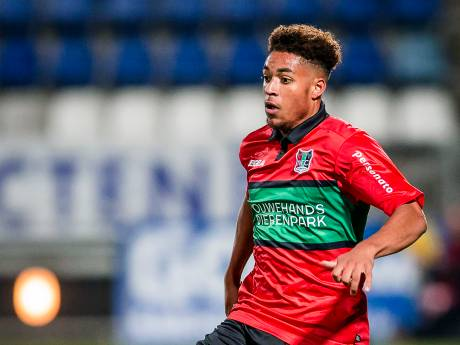 NEC-revelatie Groeneveld verkiest Jong Oranje boven duel tegen De Graafschap