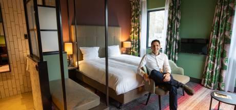 Met twaalf nieuwe kamers verkoopt Twan minder vaak 'nee' aan vaste gasten