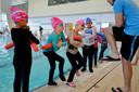 Met Superspetters probeert de zwembond de zwemlessen leuker te maken.