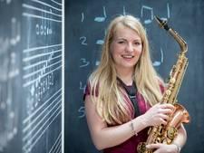 Wierdense Marlon Valk: topsporter op de saxofoon