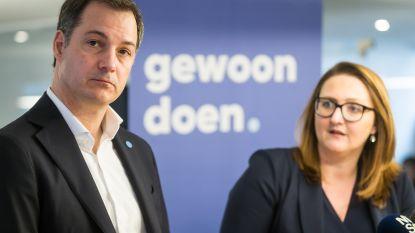 Open Vld wil begroting volgende legislatuur in evenwicht volgens 'blauw groeiplan'