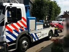 Politie neemt auto wanbetaler (30) in beslag