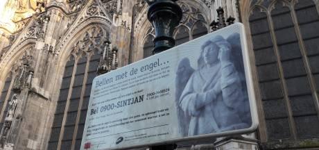 Bellen met de engel van de Sint-Jan
