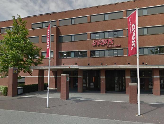Avans aan de Onderwijsboulevard in Den Bosch.