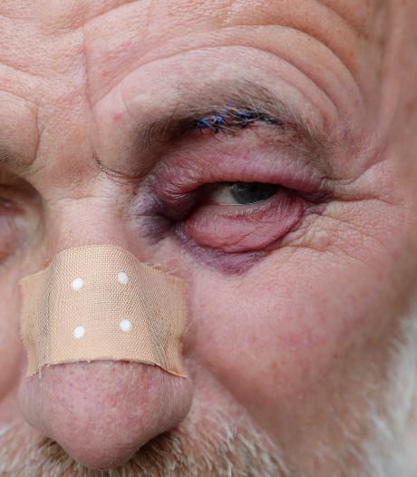 Dumfries schiet fotograaf omver: 'Hij bood meteen excuses aan'