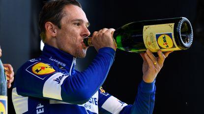"""Gilbert neemt vrede met tiende klassieke podiumplaats: """"Blij voor Niki, mijn mo(nu)ment komt nog wel"""""""