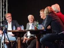 Kasteel De Haere in Olst werd deze week omgetoverd tot festivalterrein: 'Dit is fijner dan de Ziggo Dome'