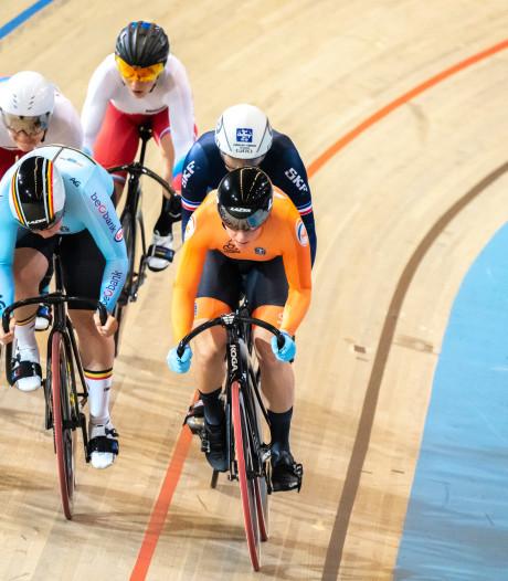 Strijbeekse Braspennincx grijpt naast EK-medaille
