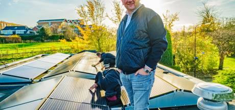 Dit bedrijf in de evenementenbranche stortte zich op zonnepanelen en nam juist negen nieuwe mensen aan
