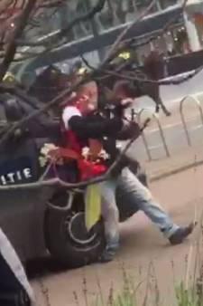 OM eist voorwaardelijke taakstraf van 60 uur tegen ME'er die Feyenoordfan aanreed