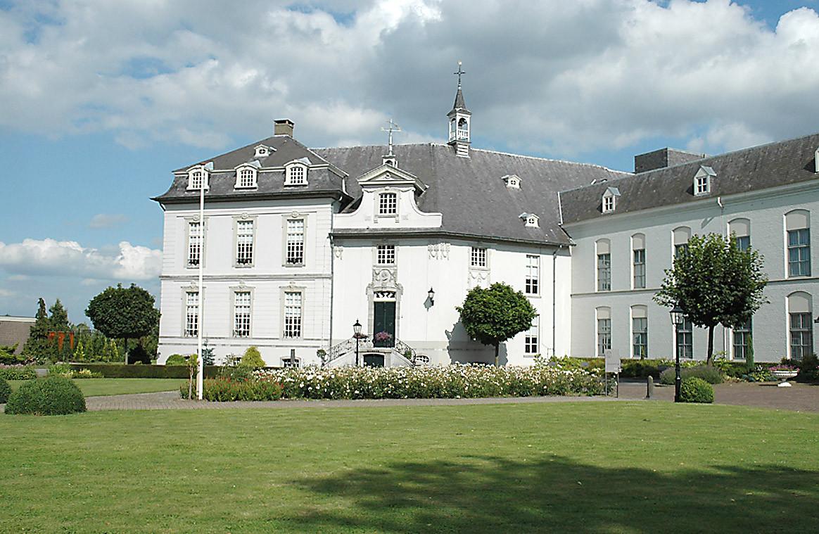 Kasteel Boxmeer, waarin verpleeghuis Sint Anna gevestigd is.